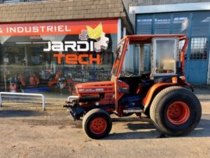 Photo du produit Tracteur Kubota B9200 HST
