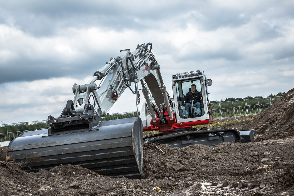 Photo du produit TAKEUCHI TB2150