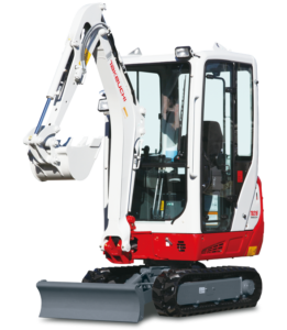 Photo du produit TAKEUCHI TB216