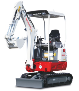 Photo du produit TAKEUCHI TB215R