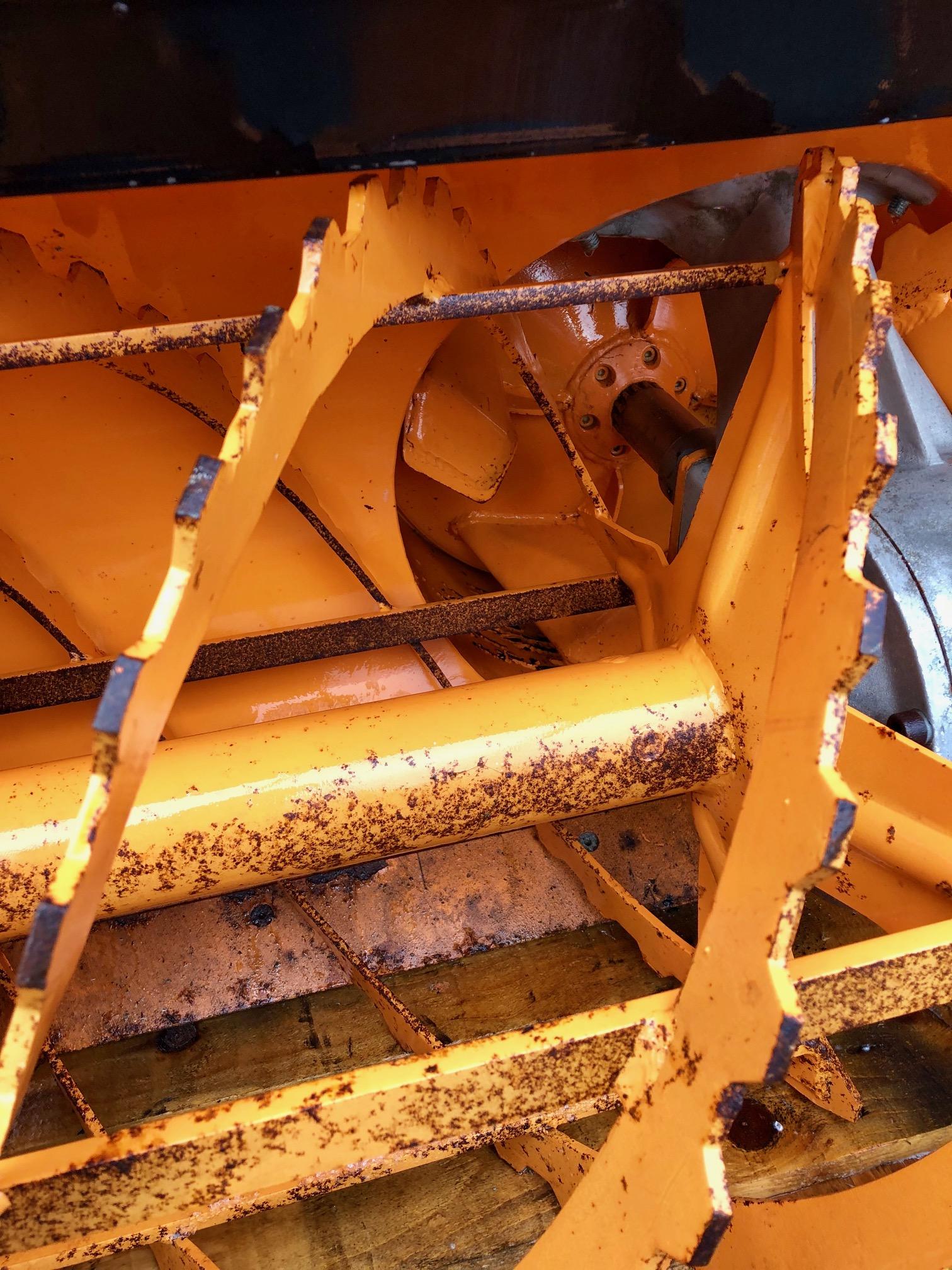 Photo du produit VENDU - Fraise à neige Zaugg SF55-45-130