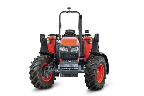 Photo du produit KUBOTA M4072 ARCEAU