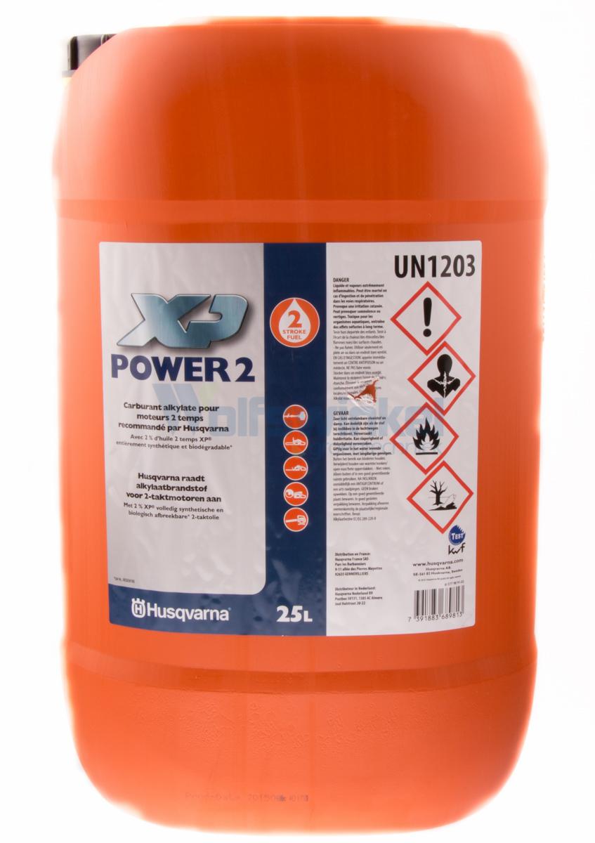 Photo du produit XP® POWER 2 temps, 25 litres
