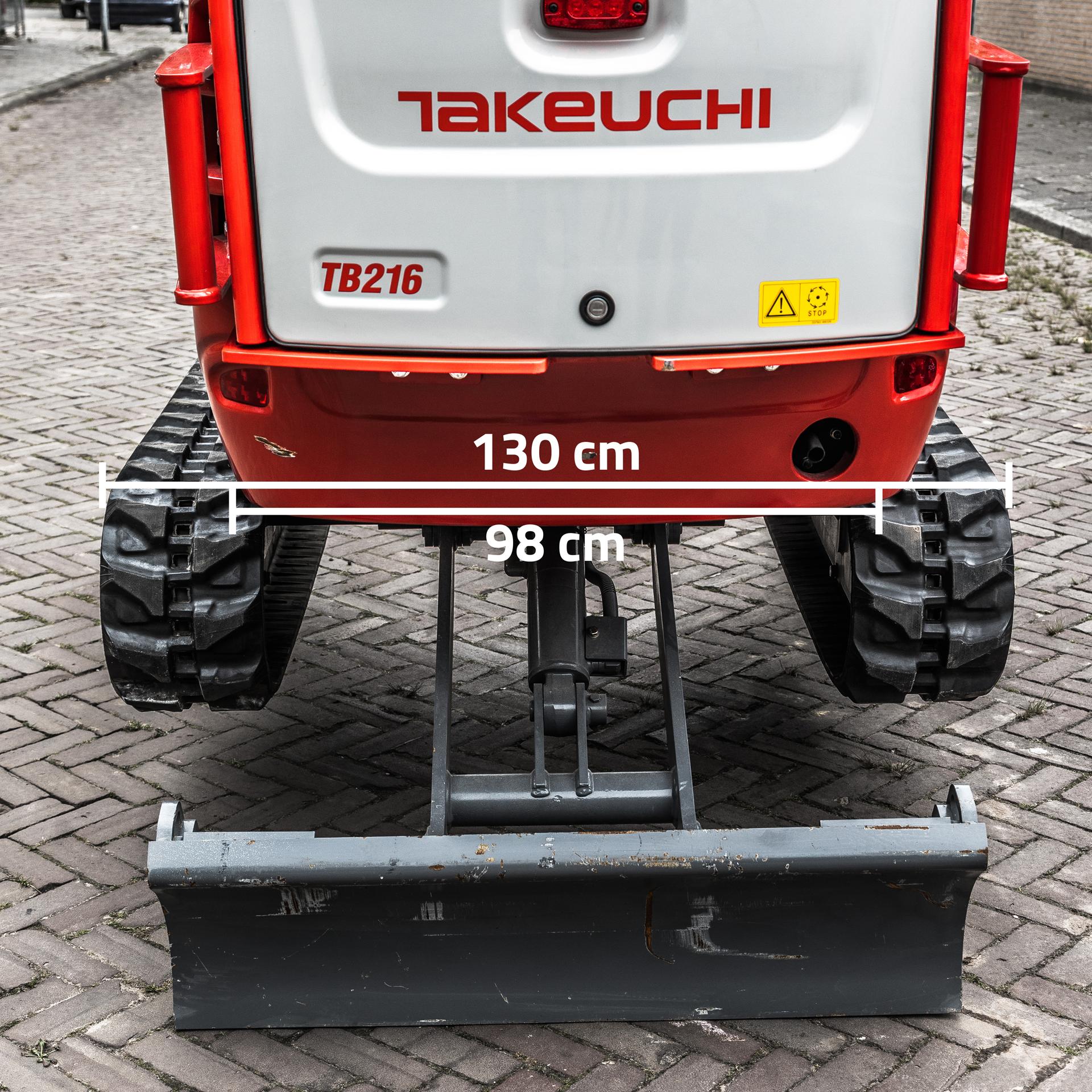 Photo du produit TAKEUCHI TB216