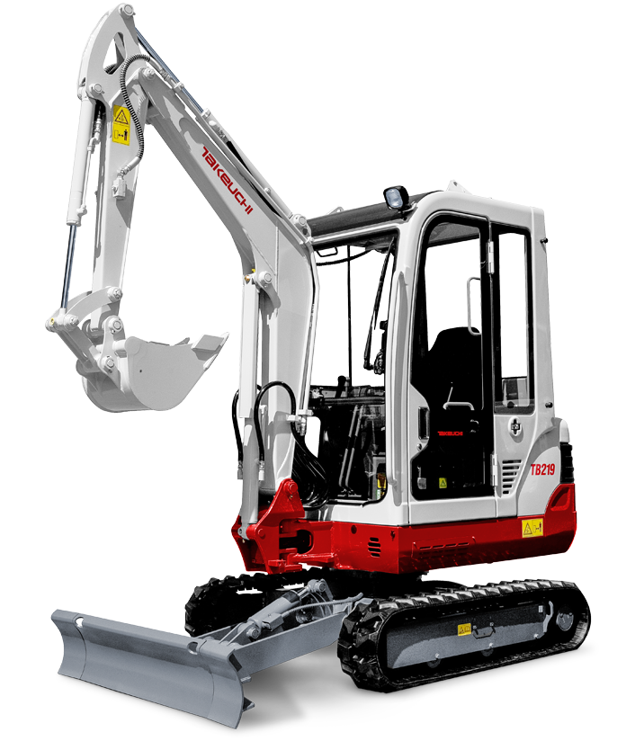 Photo du produit TAKEUCHI TB219