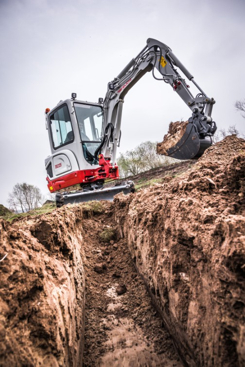 Photo du produit TAKEUCHI TB225