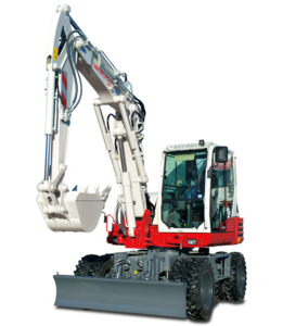 Photo du produit TAKEUCHI TB295W